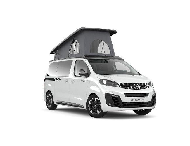 Opel Vivaro Crosscamp Lite